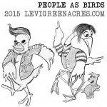 People As Birds, Seattle Edition